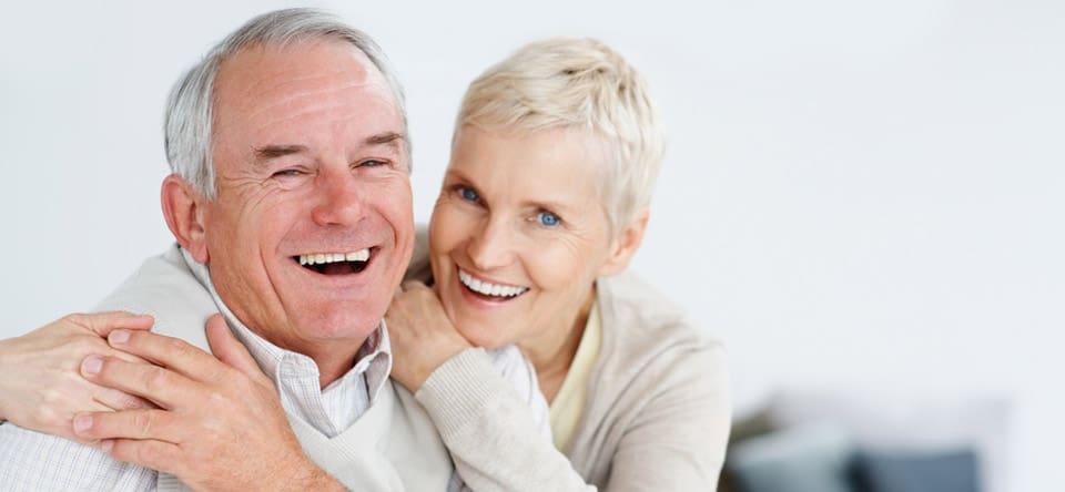 Happy couple Meet the Dental Medicine Providers Staff